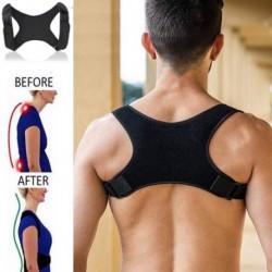 1x Testtartás-javító felső hátsó testtartás javító Hátsó egyenes váll szíj