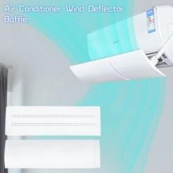 1x Légkondicionáló visszahúzható szélvédő, terelőlemez, hideg levegő szélvédő