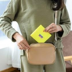 1x Hordozható, vízálló, összecsukható bevásárló táska, bőrönd, környezetbarát összecsukható tasak, kézitáska