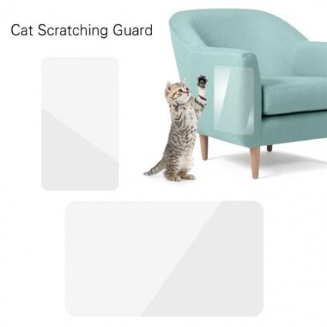 2 db / macska karcolásával elrettentő bútorvédő macskák ellen Kanapészék fali ajtóvédő macskariasztó