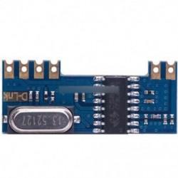 433 MHz-es HPD8406M ASK Superheterodyne vevőegység pontosan 3,0 ~ 5.5V -115dBm A