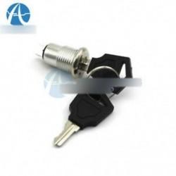 S1203 Elektromos zárak - Alumínium fogónyomás S1203 Elektromos mágnesszelep zárszerelvény DC 12V 0.6A / 350mA
