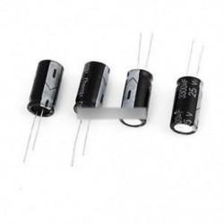 2db 3300uF 25V 105C 16mm 25mm radiális elektrolit kondenzátorok
