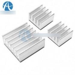 3db Egy készlet alumínium hűtőborda hűtő ragasztókészlet hűtéshez Raspberry Pi