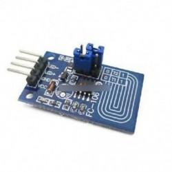 Kapacitív érintéscsillapító kapcsoló modul Állandó nyomás LED Dimmer PWM vezérlés