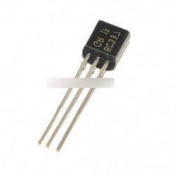 30db BC337 BC337-25 NPN TO-92 500MA 45V Tranzisztor TOP
