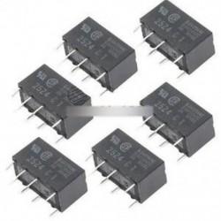 RELAY OMRON DIP-8 G5V-2-12VDC G5V-2-DC12 12V DC12V