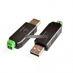 CH340 USB-RS485 485 átalakító adapter modul Win7 / Linux / XP / Vista rendszerhez
