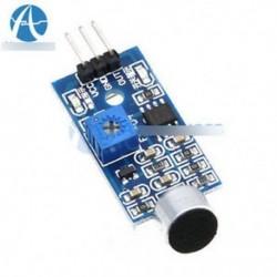 Mikrofonérzékelő Nagy érzékenységű hangfelismerő hangkapcsoló modul Arduino