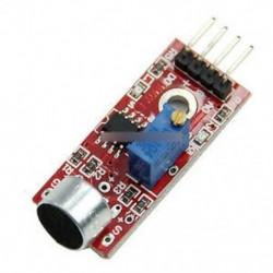 2db mikrofon érzékelő AVR PIC nagy érzékenységű hangfelismerő modul F Arduino