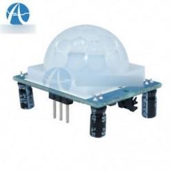 HC-SR501 - SR501 Infravörös IR PIR érzékelő kapcsoló modul testmozgás lámpák Automatikus kikapcsolás Világítás