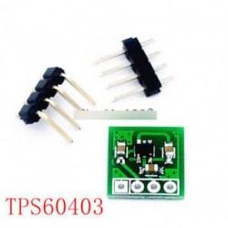 TPS60403 Pozitív negatív kapcsolású kondenzátor feszültségre fordított 250KHz-es modul