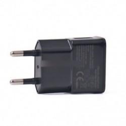 5V 2A USB EU csatlakozó fali töltő 1 Port gyors töltés Utazás Állítsa be a tápegységet