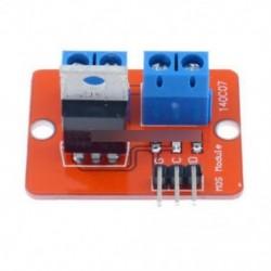 2db MOSFET gomb IRF520 MOSFET meghajtó modul Arduino ARM málna pi