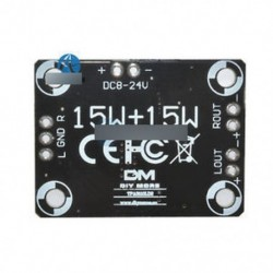 TPA3110 2X15W digitális audió Stere erősítő modul panel Mini Binaural
