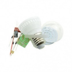 38 LED-es energiamegtakarító lámpa Suite LED DIY készlet nélkül