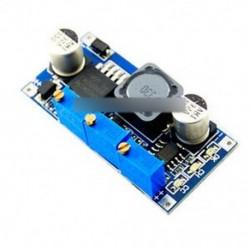 LM2596 DC-DC lépcsőfok állítható CC / CV tápegység modul átalakító LED-meghajtó