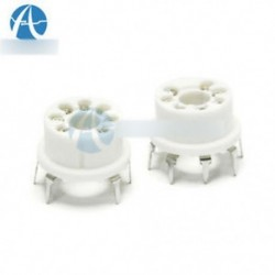 10db szerelési alap fehér aljzat MQ2 / MQ3 / MQ7 / MQ9 / MQ135 gázérzékelő Arduino-hoz