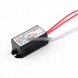 AC 220V - 12V 20W halogén lámpa elektronikus transzformátor LED meghajtó meghajtó