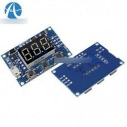 2CH Független PWM generátor-terhelési ciklus impulzusfrekvenciás modul LED digitális cső