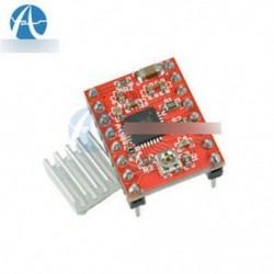 2db A4988 illesztőprogram modul StepStick léptetőmotor-meghajtó a 3D-s nyomtatóhoz