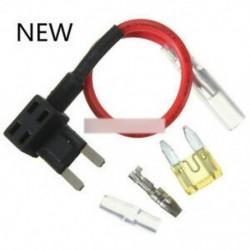 Normál pengecsap biztosítéktartó - 12V ACS Adjunk hozzá egy áramköri biztosítékot Micro / Mini / Standard TAP