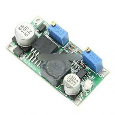 LM2596 LM2596HV LM2596HVS XL6009 Buck Felfelé / lefelé tápláló átalakító feszültségmérő