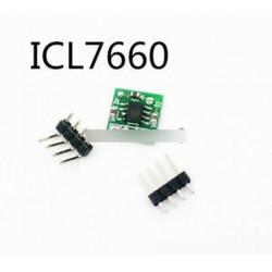 ICL7660 - LM2662 / ICL7660 / ICL7662 / TPS60403 Pozitív a negatív feszültség fordított modul