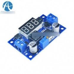 LM2596 Buck Step-down tápfeszültség-átalakító modul DC 4.0 ~ 40 - 1.3-37V LED Voltmeter