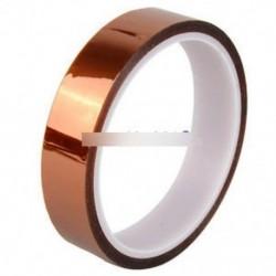 20mm 2cm X 30M 100ft szalag magas hőmérsékletű hőálló poliimid