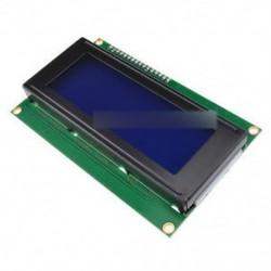 5PCS IIC / I2C / TWI / SP soros interfész2004 20X4 karakter LCD kijelző