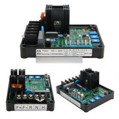 GAVR-8A univerzális AVR generátor kártya Automatikus feszültségszabályozó modul