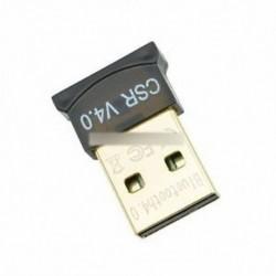 Mini USB Bluetooth V4.0 20M 3Mbps Dongle kettős üzemmódú vezeték nélküli adapter eszköz