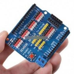 V5 érzékelő védőbővítő kártya árnyékoló Arduino UNO R3 V5.0 elektromos modulhoz