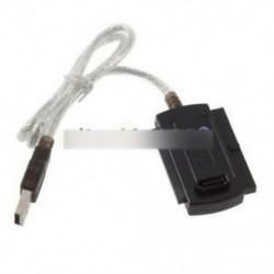 USB 2.0 az IDE SATA 5.25-hez S-ATA / 2,5 / 3,5 480Mb / s adat Interfész adapter kábel