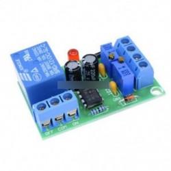 12V-os intelligens töltő teljesítményvezérlő kártya Tároló akkumulátor töltő vezérlőmodul
