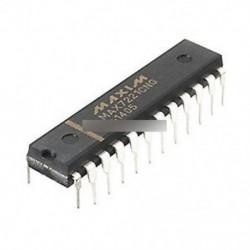 5PCS MAX7221CNG MAX7221 8 számjegyű LED kijelző meghajtó DIP-24 ÚJ IC