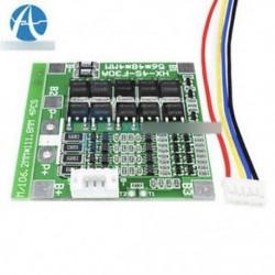 4S 30A 14.8V Li-ion Lítium 18650 Akkumulátor BMS PCB védőlap Cellasejt