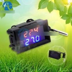 DC12V -50-110 ° C W1209WK Digitális termosztát Hőmérséklet-szabályozás Intelligens érzékelő