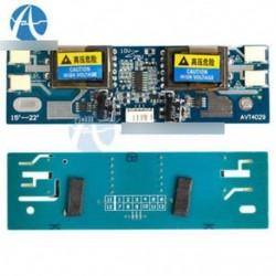 "Univerzális CCFL inverter LCD monitor 4 lámpa 10-30V a laptophoz 15-22 ""szélesvásznú"