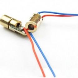 20PCS 650nm 5 mW lézeres piros pontmodul piros lézeres látómező lézerdióda lézeres mutató