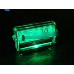 Kapacitásmérő Akkumulátorjelző 12V 24v 48v autó ólom-akkumulátorok lítium