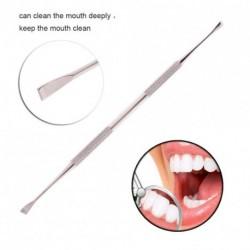 1db fogászati kaparó lepedék eltávolító fogápolás laboratóriumi eszköz szájápolás