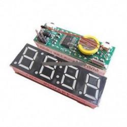 """0,36 """"-es digitális kijelzős DS1302 elektronikus hőmérő   hőmérő   feszültség"""