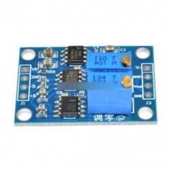 AD620 mikrovolt MV feszültségerősítő jelző műszer modul