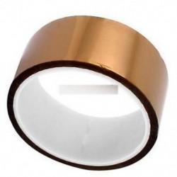 40mm 4cm x 30M magas hőmérsékletű hőálló poliimid