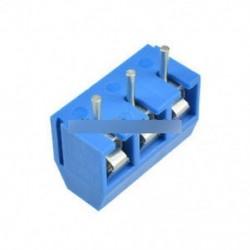 50PCS KF301-3P 5.08 mm 3 érintkezős csatlakozó