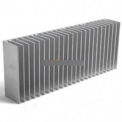 Új 60x150x25 mm-es alumínium hőcserélő LED és Power IC tranzisztorokhoz