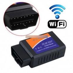 ELM327 WiFi szkenner - ELM327 WiFi Bluetooth OBD2 OBDII autós diagnosztikai szkenner kód olvasó eszköz