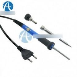 220V 60W állítható hőmérséklet hegesztési hő ceruza forrasztópáka eszköz EU csatlakozó